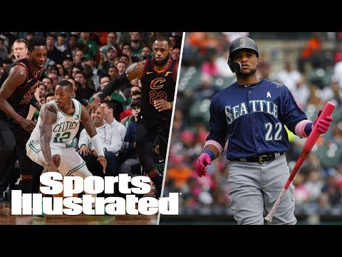 Celtics 2-0 Series Lead Over Cavs, Robinson Cano's Recent Suspension | SI NOW | Sports Illustrated