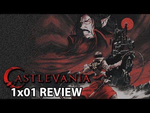 Castlevania Season 1 Episode 1 'Witchbottle' Review