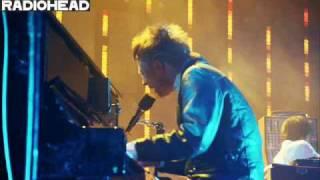 Radiohead Videotape live 2006
