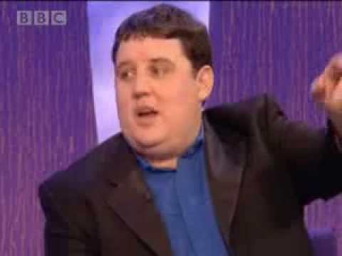 Kay - Comedian Peter Kay makes the audience giggle as he recounts his close encounter with a group of robbers.