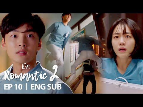 Kim Min Jae Saved So Ju Yeon From Danger [Dr. Romantic 2 Ep 10]