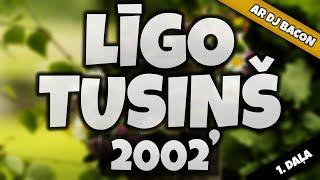 DJ Bacon vídeo clipe Līgo Tusiņš 2002