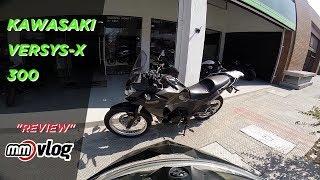 5. Review Kawasaki Versys-X 300 ABS / Motovloger
