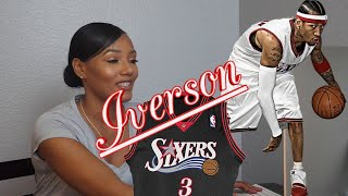 Video Clueless New Basketball Fan Reacts to Allen Iverson, NBA Basketball Top 40 Plays Highlights MP3, 3GP, MP4, WEBM, AVI, FLV Agustus 2019