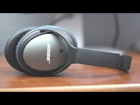 Bose QuietComfort 25: An HONEST Review (2016)