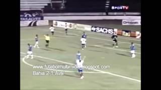 COMPETIÇÃO: Campeonato Brasileiro Série-B (Primeira Fase - Jogo de Ida) JOGO: Bahia 2 X 1 Avaí (SC) DATA: Sexta-feira, 04 de julho de 2008 LOCAL: ...