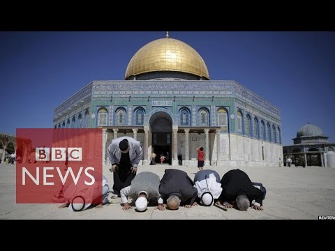 All! - Subscribe to BBC News HERE http://bit.ly/1rbfUog Mark Regev's comments come amid tension after the shooting of a Jewish activist Yehuda Glick, a campaigner f...