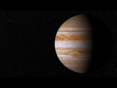 NASA | Rattling Jet Stream on Jupiter
