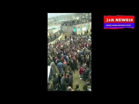 Live Video From Awantipora