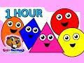 1 Hour, Super Simple Colours, Little Baby Songs, Kids Learn Nursery Rhymes