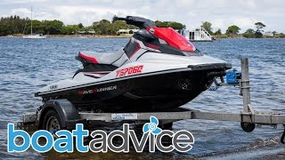1. Yamaha Waverunner EX Review