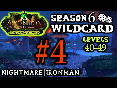 Let's Play Project Ascension (Season 6 Wildcard) - Nightmare Ironman Challenge - Episode 4!