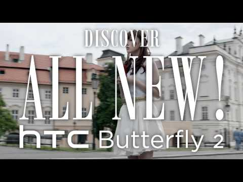 HTC Butterfly 2  X  乃木坂46