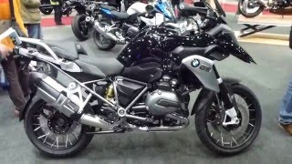 8. 2016 BMW R 1200 GS ''TripleBlack'' 125 Hp 200+ Km/h 124+ mph * see also Playlist
