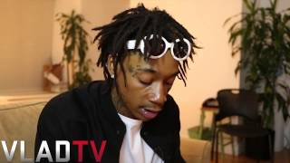 Wiz Khalifa on Leaving Violence Out of His Music
