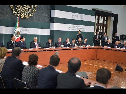 Peña revive pactos económicos