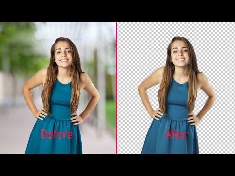 How To Change Background With Photoshop CC 2015