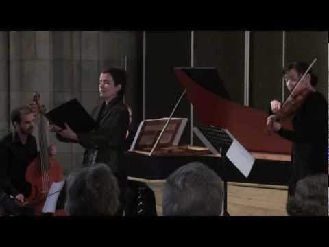 Pignolet de Montéclair (1667 - 1737) - Cantate