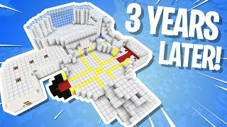 Revisiting the OLD MINECRAFT LAB.. 3 Years Later..