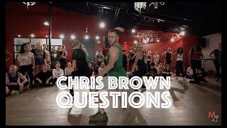 Video Chris Brown - Questions   Hamilton Evans Choreography MP3, 3GP, MP4, WEBM, AVI, FLV Januari 2018