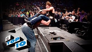 Nonton Top 10 Wwe Smackdown Moments  April 2  2015 Film Subtitle Indonesia Streaming Movie Download