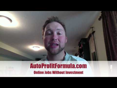 Online Jobs Without Investment – Make Money NOW!