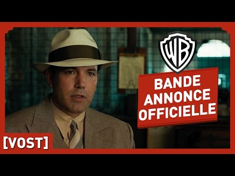 Live By Night - Bande Annonce Officielle 2