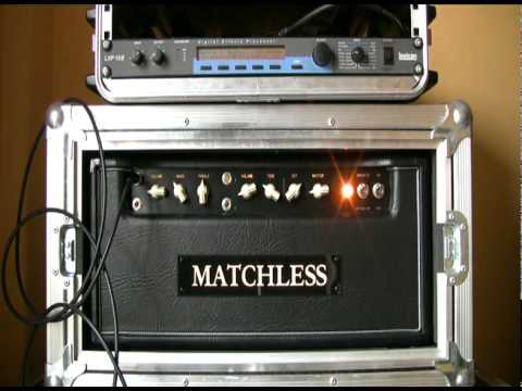 Matchless HC-30 demo by Francisco Abreu