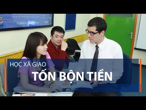 Học xã giao, tốn bộn tiền | VTC1 - Thời lượng: 102 giây.