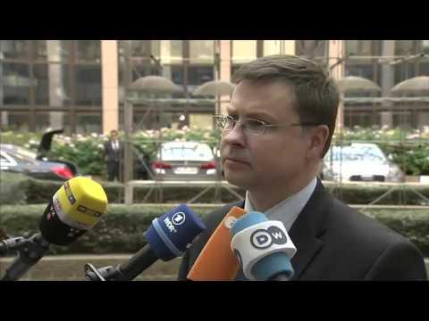 Ντομπρόβσκις: Υπάρχουν ανοιχτά ζητήματα που πρέπει να επιλυθούν