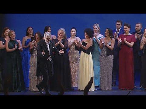 Η Οπεράλια του Πλάθιντο Ντομίνγκο βραβεύει τα αστέρια του αύριο…