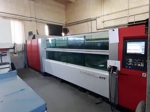 Máquina de corte por láser 2D MITSUBISHI ML3015EX S2-45CF-R 2014