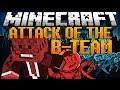 Minecraft: DINOSAURS MOD! Attack of the B-Team Modded Survival #5