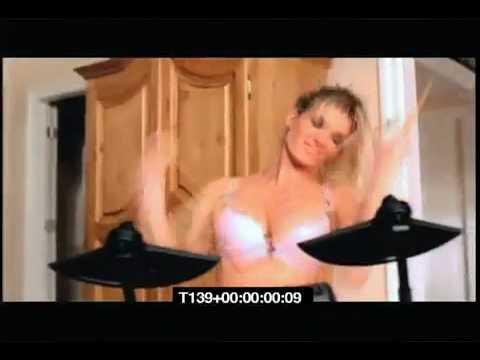 Guitar Hero Marisa Miller Commercial (unreleased)