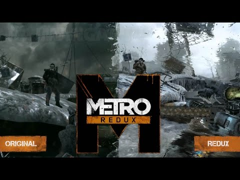 metro redux playstation 4 review