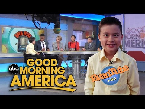 evantubehd's - Check out these other videos from our trip: PART 1: FLYING TO NEW YORK: http://youtu.be/ao27Z-fUwZ8 PART 2: GOOD MORNING AMERICA: http://youtu.be/YHTORWJLdQs PART 3: SUPER TOY ...