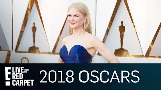 Oscars 2018 Fashion Round-Up   E! Live from the Red Carpet