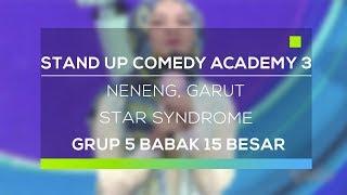 Video Stand Up Comedy Academy 3 : Neneng, Garut - Star Syndrome MP3, 3GP, MP4, WEBM, AVI, FLV Oktober 2017