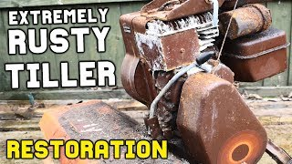 Video TILLER RESTORATION (Will It Ever Run Again) MP3, 3GP, MP4, WEBM, AVI, FLV September 2019