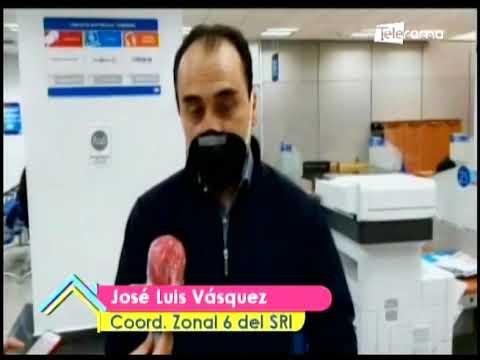 SRI en Cuenca modifica la atención a los contribuyentes