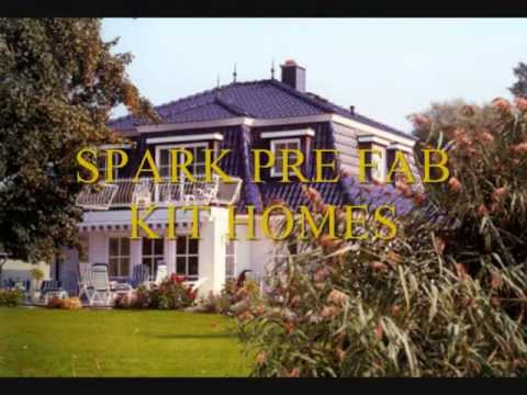 SPARK KIT HOME DESIGNS, PRE FAB HOMES