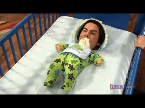 iCarly.com - It's Baby Spencer!