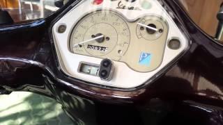 9. VESPA LX 150 3V