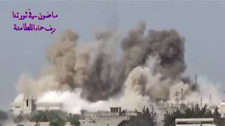 Khmer Travel - Russian strikes at terrorists in Syria 1.01.18