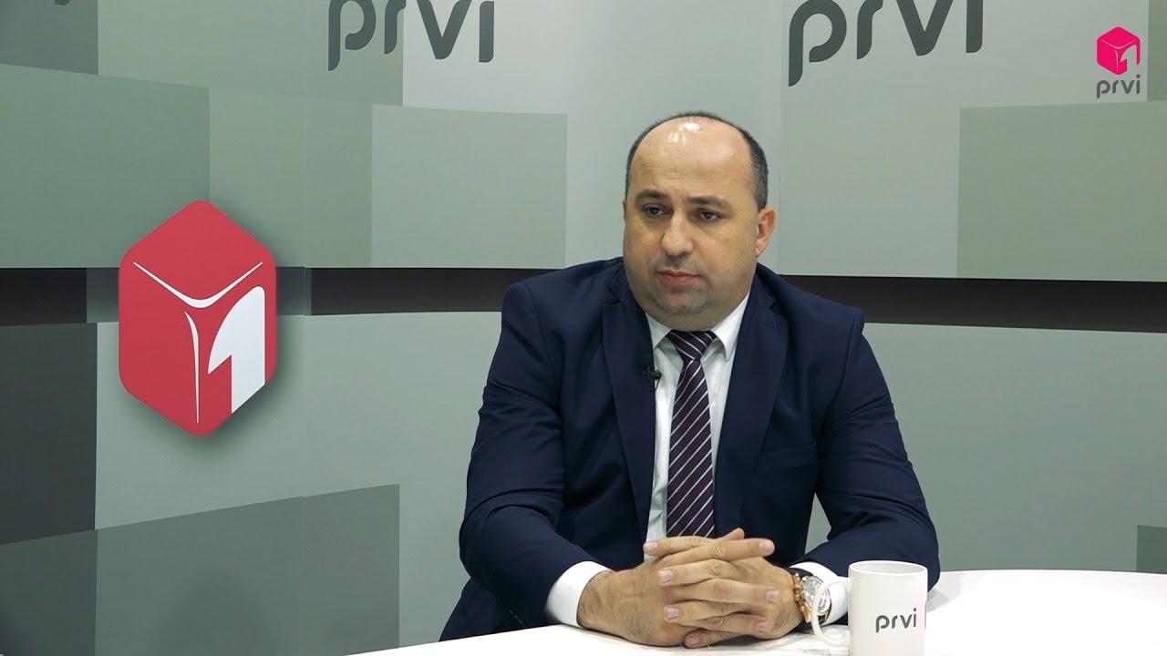 Denis Lasić, federalni ministar prometa i komunikacija