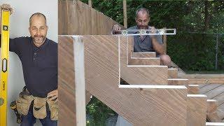 DIY DECK     Part 7