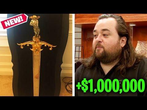 Chumlee Just Hit The Pawn Shop's Biggest Jackpot! (pawn Stars)