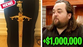Video Chumlee Just Hit The Pawn Shop's BIGGEST JACKPOT! (Pawn Stars) MP3, 3GP, MP4, WEBM, AVI, FLV Desember 2018