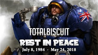Video Rest In Peace TotalBiscuit MP3, 3GP, MP4, WEBM, AVI, FLV Juni 2018
