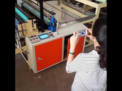 Bán và chuyển giao công nghệ máy sản xuất túi nilon.